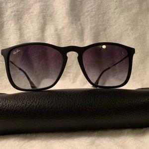 Ray Ban RB4187 CHRIS sunglasses